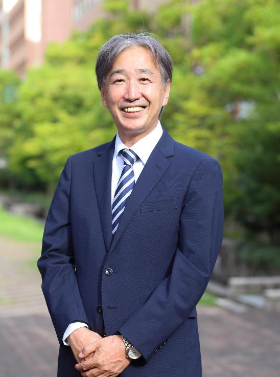 大阪産業大学学会会長 𠮷川 耕司